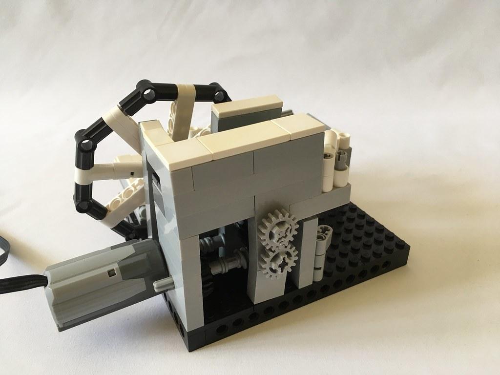 Lego GBC wheel miniloop