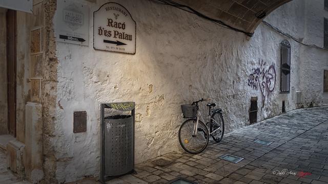(152/18) La bici