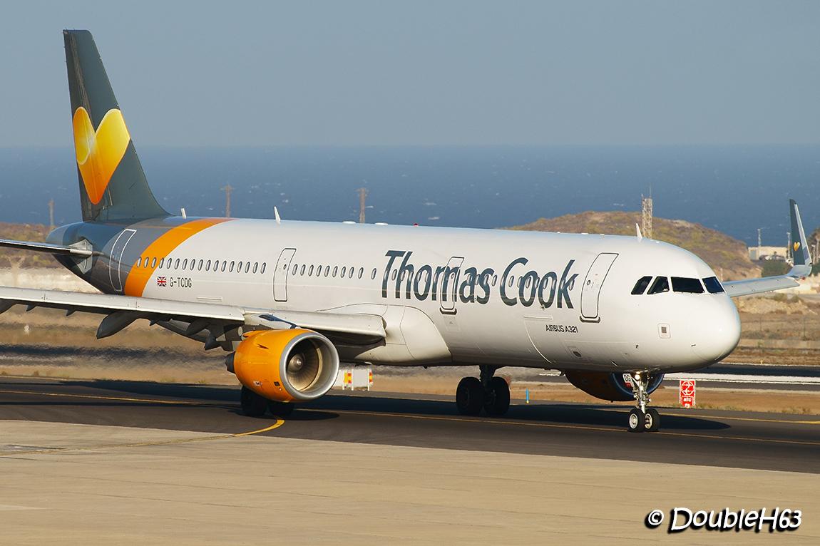 G-TCDG A320 TCX TFS