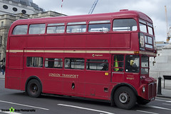 AEC Routemaster - ALM 71B - RM2071 - Stagecoach - 15 Not In Service - London 2018 - Steven Gray - IMG_7516