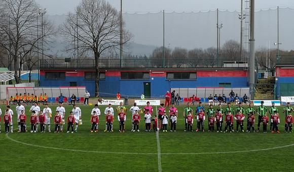 Virtus Verona-Abano 2-0, Pasqua da tre punti ma quanta fatica!