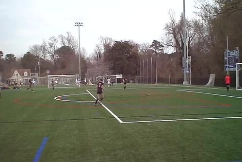 Goal Sarah