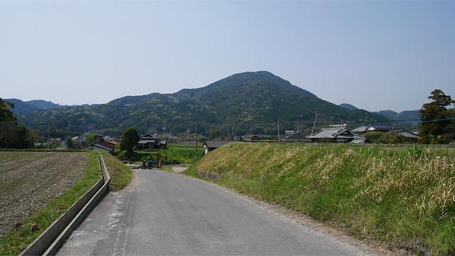 神埼市神埼町・宝珠寺付近の風景