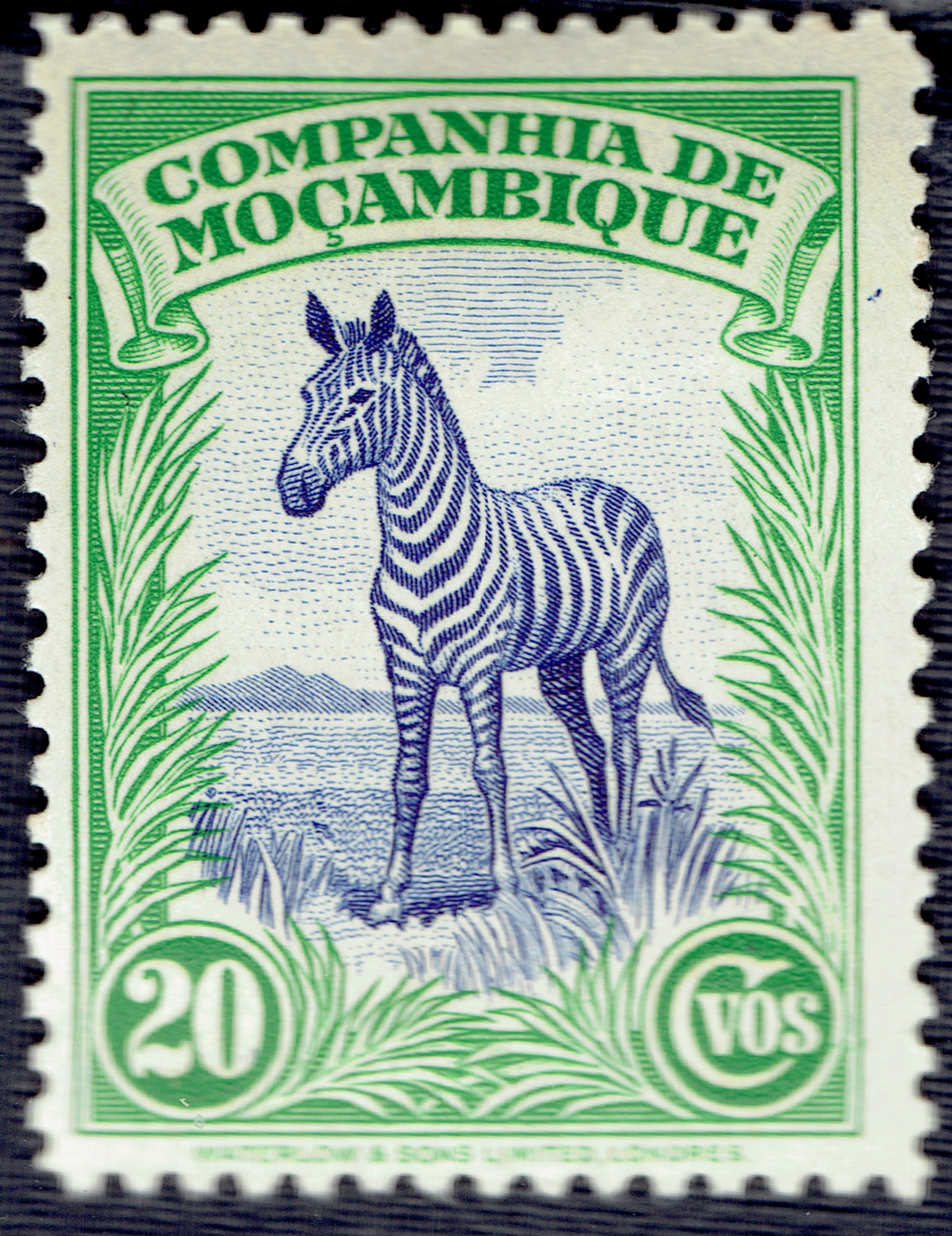 Mozambique Company - Scott #179 (1937)