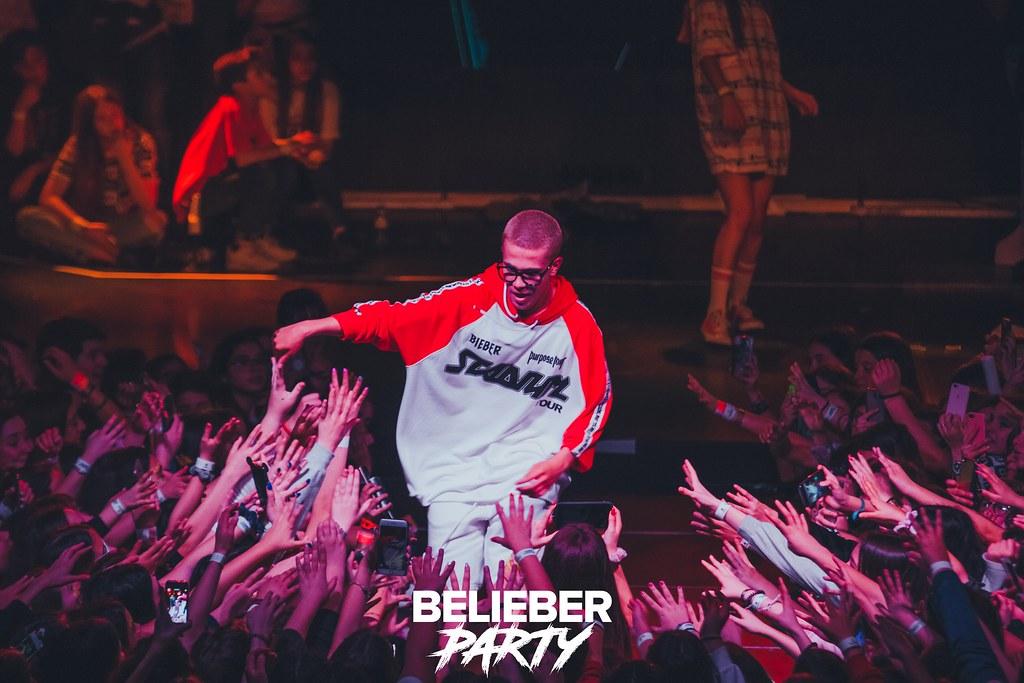 #BelieberParty | Fotos | PORTO | HARDCLUB | 08 Abr. 2018