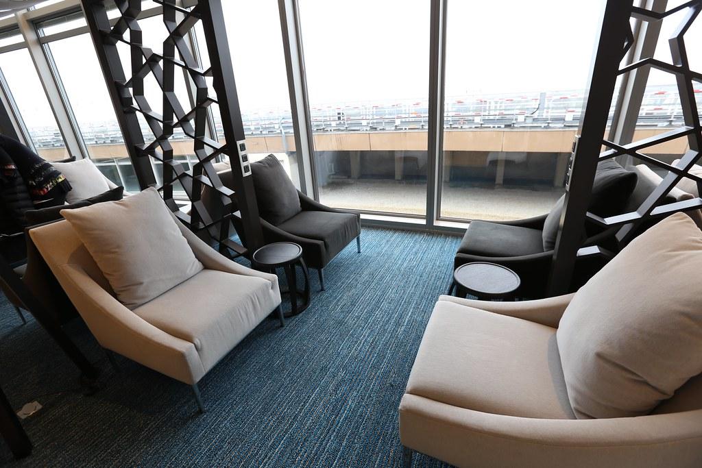 Qatar lounge at Paris CDG 53