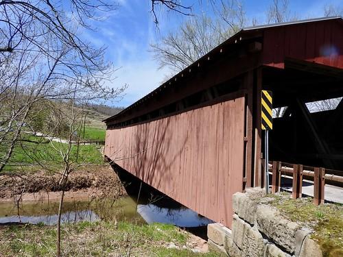 Sarvis Fork Covered Bridge