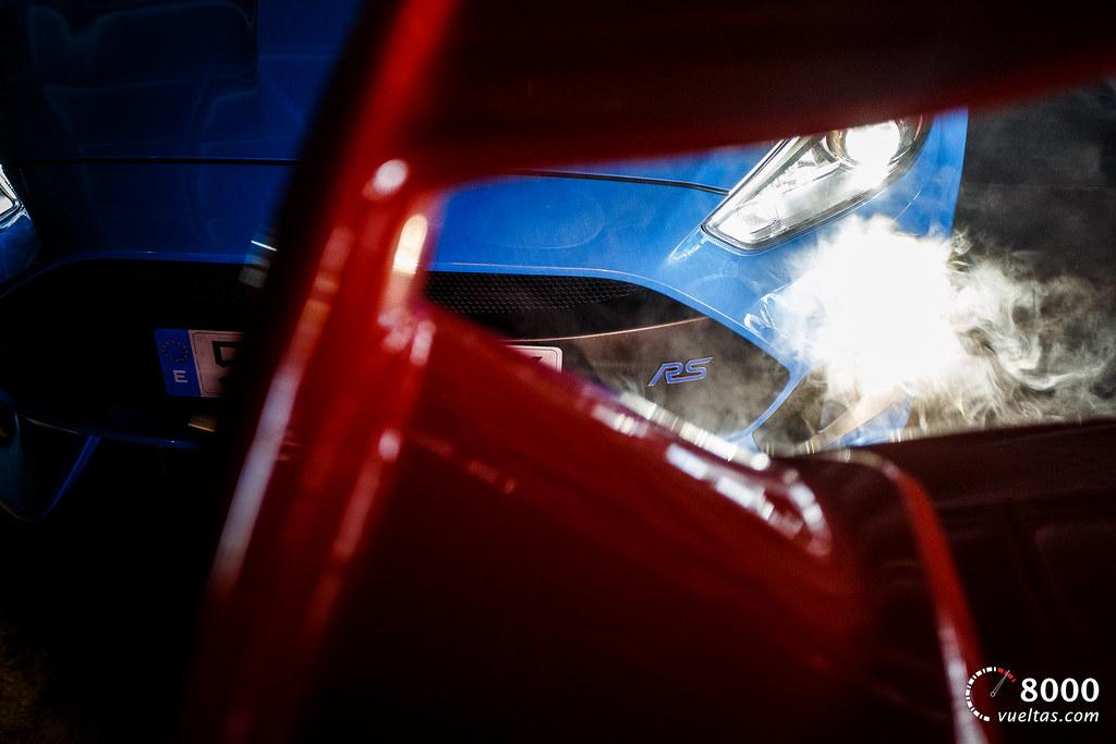 Subaru WRX STI - Ford Focus RS 8000vueltas.com-5