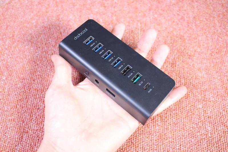 dodocool 7ポート USBハブ 開封レビュー (14)