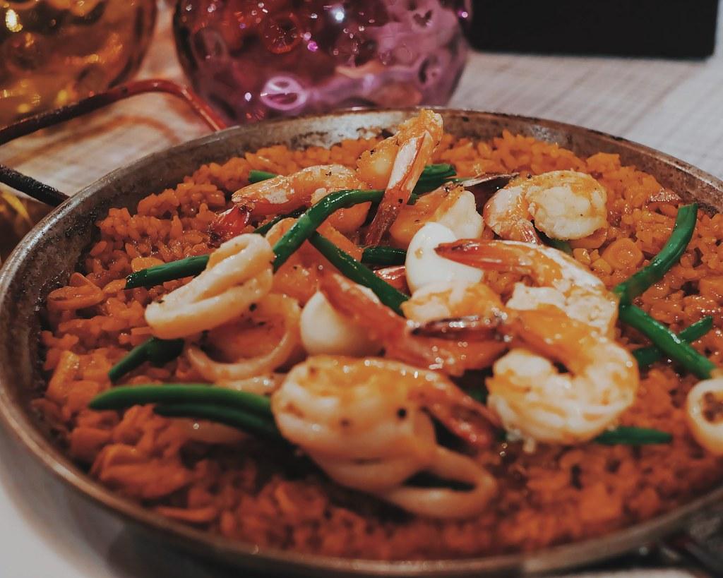 Matiz Restaurant and Tapas Bar