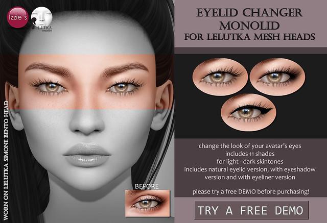LeLutka Eyelid Changer Monolid