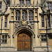 Brasenose College High Street frontage, mid-17thC - University of Oxford, England