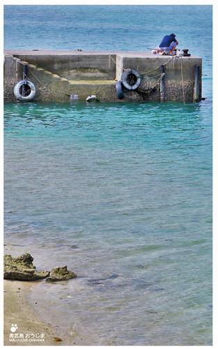 貓島(奧武島)中本鮮魚天婦羅-8