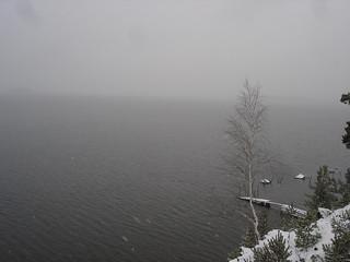 Вид на озеро Исетское