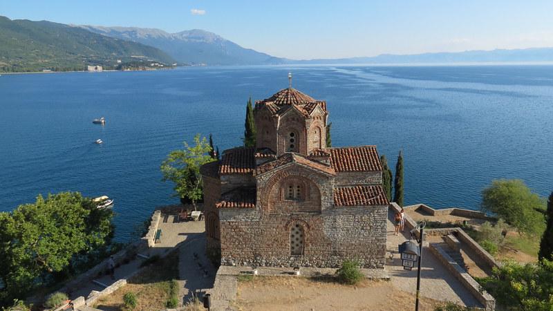 Que ver Lago Ohrid Macedonia 12