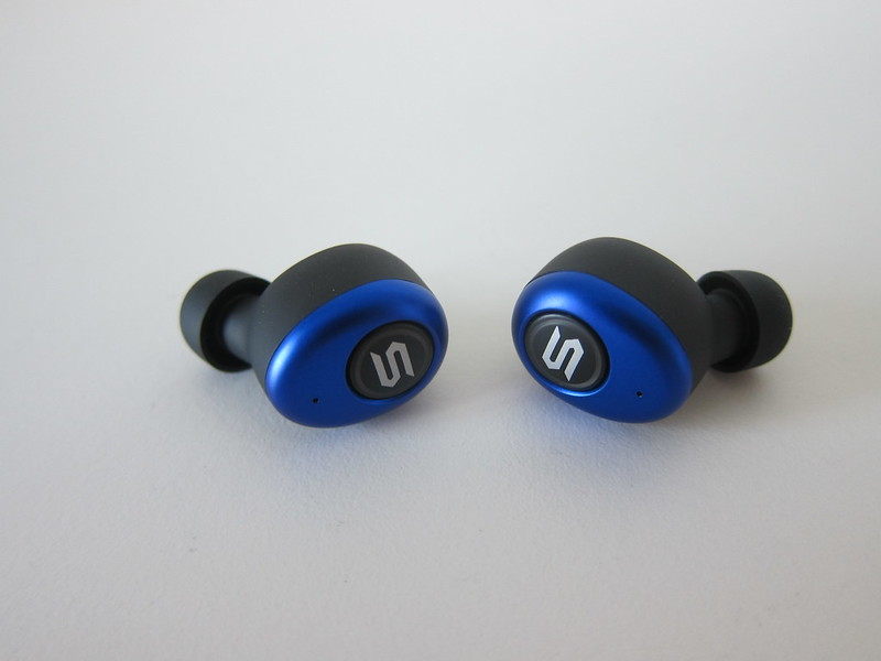 Soul ST-XS Wireless Earphones - Front