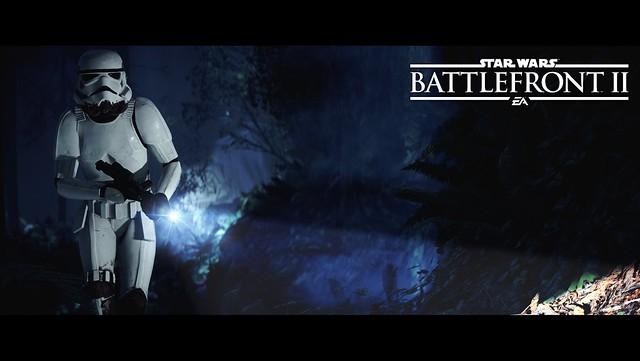 Star Wars - Battlefront 2 (2017)