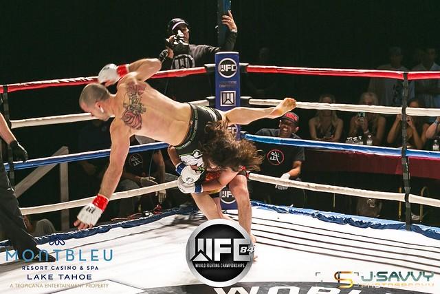 WFC 84 2/24/2018 LIVE MMA,Muay Thai & BJJ at Montbleu!