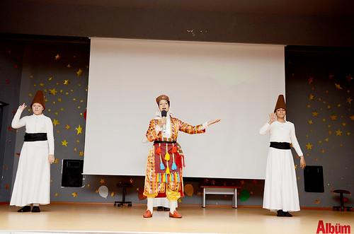 Alanya'da İstiklal Marşı'nı okumak için yarıştılar-3