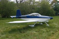 G-TTRL Van's RV-9A [PFA 320-14248] Popham 020509
