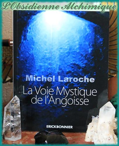 La voie mystique de l'angoisse de Michel Laroche, retour de lecture