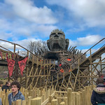 Primary photo for Alton Towers Resort (First rides on Wicker Man) (22 Mar 2018)
