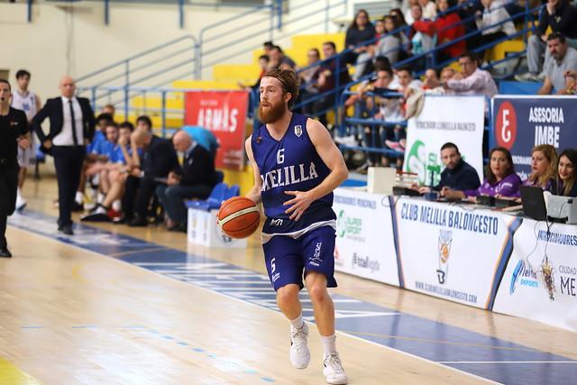 JORNADA 30 | Club Melilla Baloncesto - CB Prat