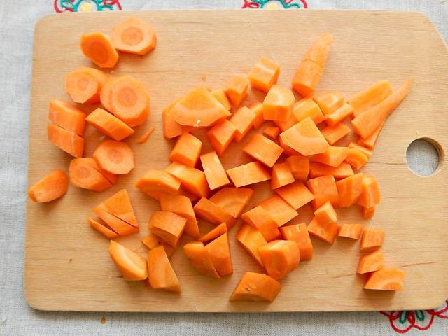 свёкла-морковка-рубленая