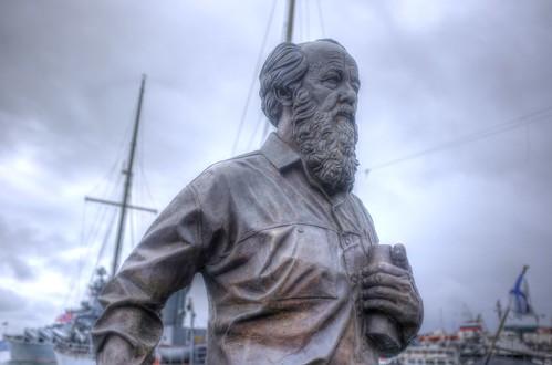 Solzhenitsyn at Vladivostok 15-04-2018 (1)