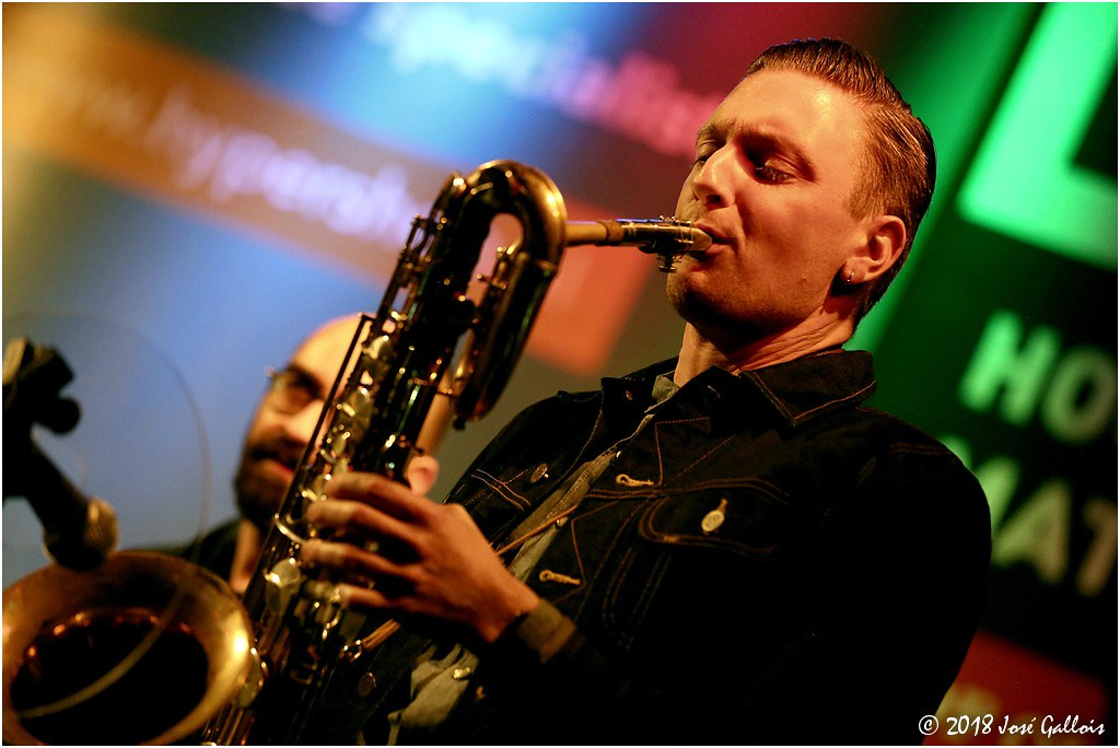 Nico Duporthal & His Rhythm Dudes
