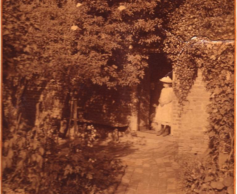 Grandmother Relf at Sissinghurst0002