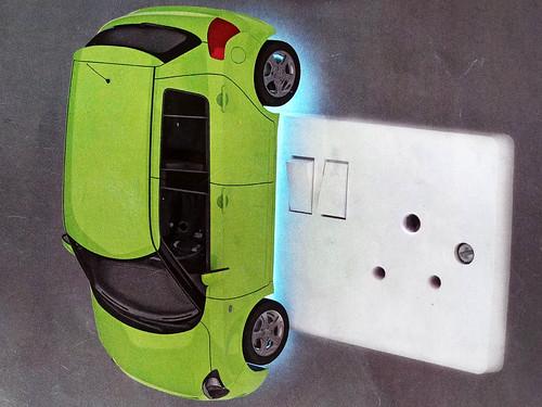 इलेक्ट्रिक वाहन