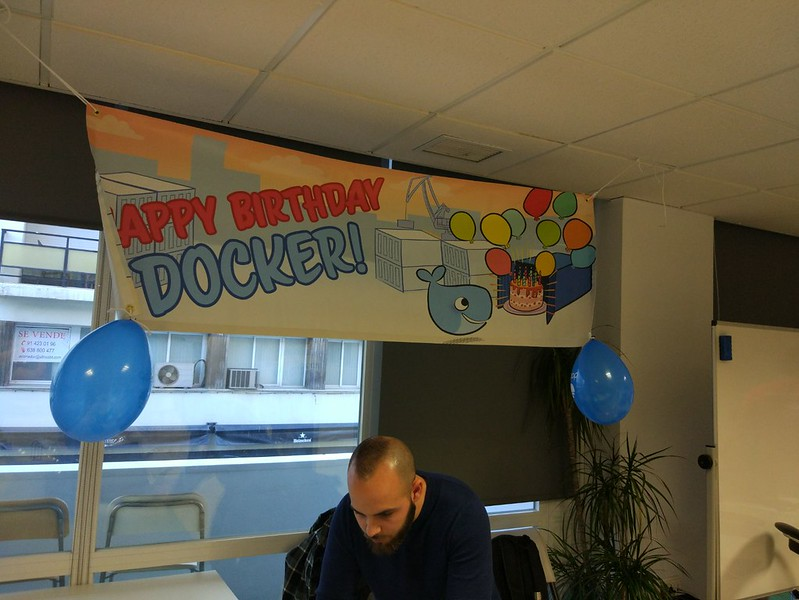 #DockerBDay5