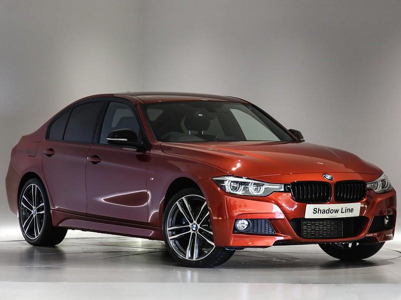 BMW 3 Shadow