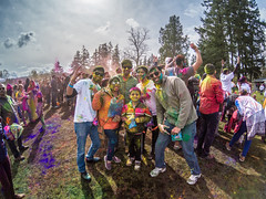 Marymoor: Holi - Festival of Color