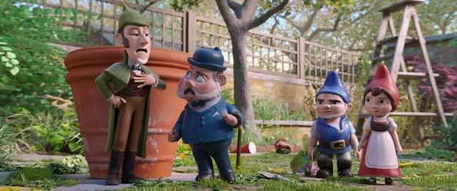 糯爾摩斯Sherlock Gnomes劇照