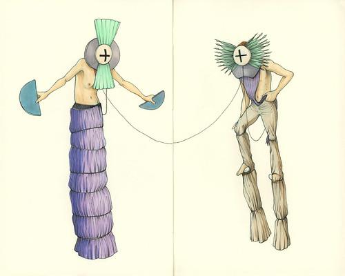 Apollo & Venus & Thirty Yards of Fabric