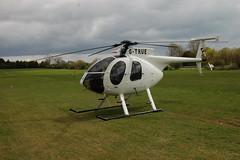 G-TRUE McD-D Helicopters 369E (0490E) Popham 030510
