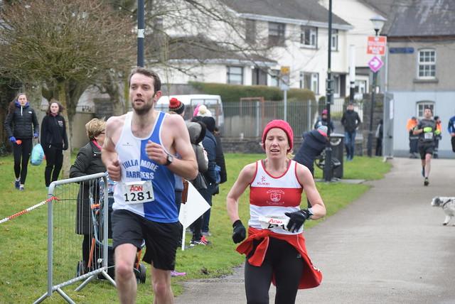 Photo:FINISH - Mulligar Half Marathon 2018 By Peter Mooney