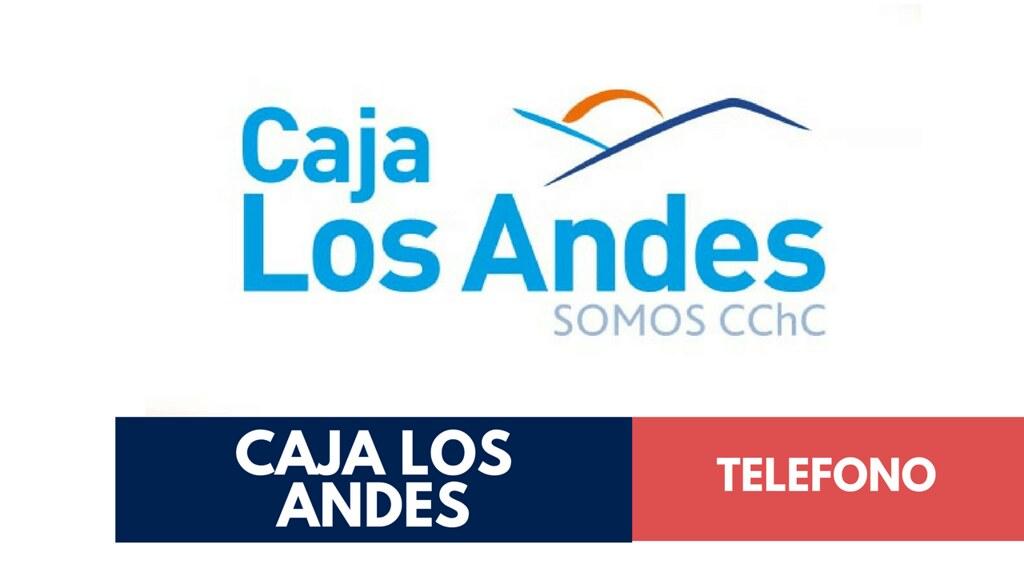 Telefono Caja Los Andes