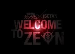 ISETAN WELCOME TO ZEON ( 25 aprile - 6 maggio)