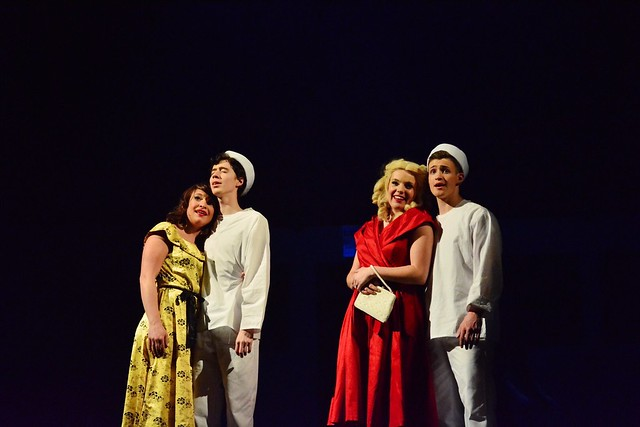 Photo Preview: 'On the Town' opens Friday night in Troutt Theater