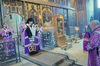 Панихида в Софийском соборе 170