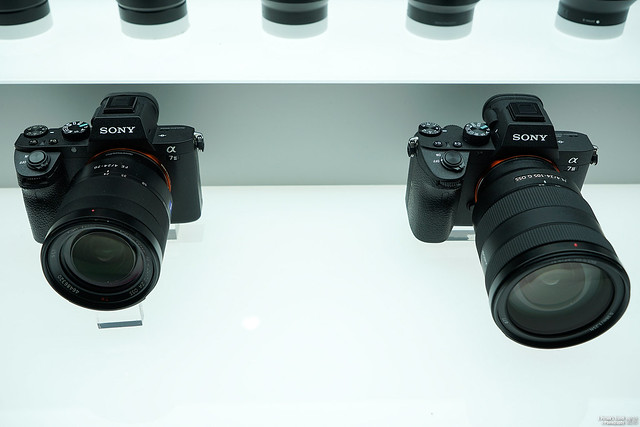 【CP+ 2018】Sony Alpha7 Mark III | 02