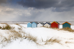 Southwold in the snow