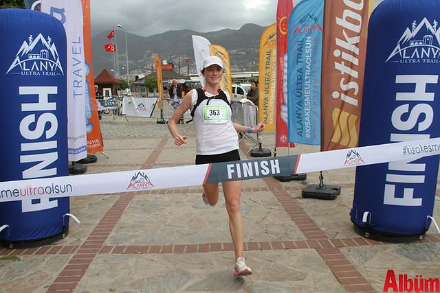 Alanya Ultra Trail yarışı yapıldı-6