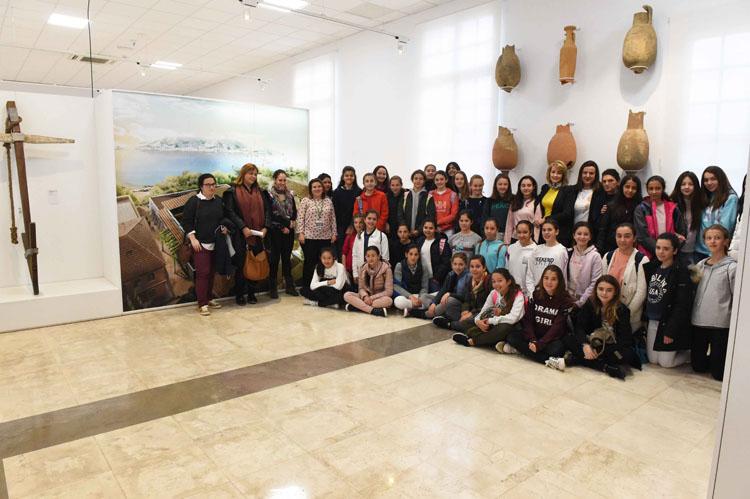 VISITA DE ESCOLARES DENTRO DE LA OFERTA EDUCATIVA MUNICIPAL5