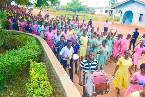 20th anniversary celebrations at Louisville Girls High School, Ijebu-Itele, Ogun State, Nigeria, 2018