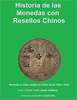 Chopmarked Coins in Spanish book cover