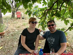 Vineyard Lunch - Photo of Le Broc